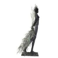 Le Bouquet de la Mariée           SOLD 160x78x60cm